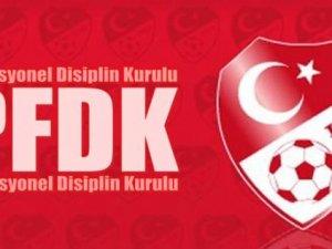 Diyarbakır BŞB'ye G.Saray maçından ötürü  PFDK'dan ceza yağdı