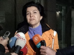 Serbest kalan Gazeteci Sedef Kabaş'tan flaş açıklamalar!