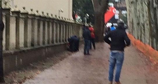 ŞOK Haber ! Dolmabahçe Saldırısı zanlısı Yaka Paça yakalandı !!