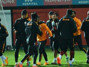 Galatasaray derbiye hazır!
