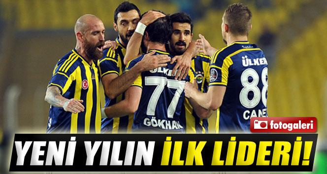 2015'in lideri Fenerbahçe!