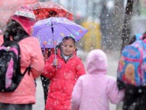 Ankara'da gecikmeli 2 gün kar tatili!