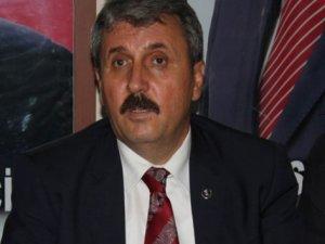 Mustafa Destici'den FLAŞŞ 'seçim barajı' açıklaması