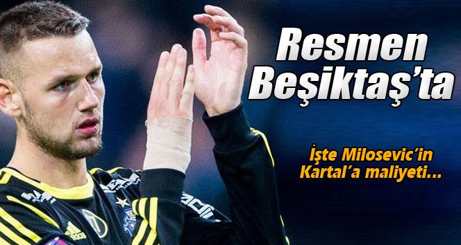 Beşiktaş'ın yeni transferi Milosevic kimdir?