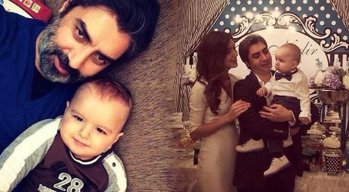 Necati Şaşmaz Oğlu'nun resmini paylaştı sosyal medya yıkıldı!