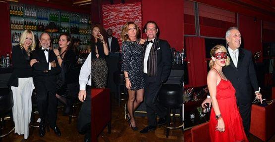 Yılbaşı Gecesinde The Bar'da Şok Görüntüler Akabinde...
