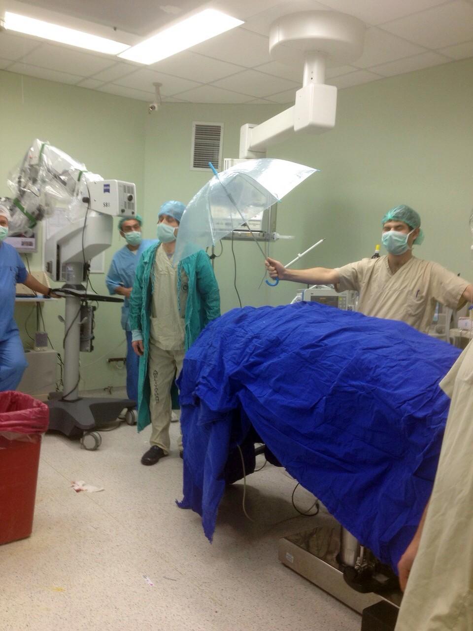 Ameliyattaki Skandal Görüntülerle alakalı ŞOK Açıklama ..!!