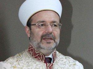 Mehmet Görmez'den Nureddin Yılmaz'a sert tepki