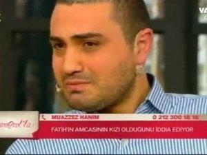Esra Erol'da Fatih Öz 27 sene sonra annesine kavuştu!
