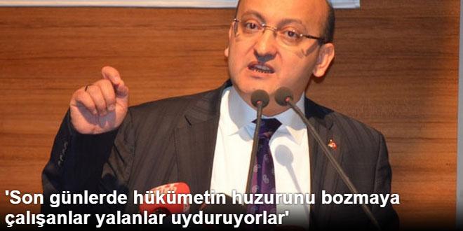 Yalçın Akdoğan:Yalancılıkla Haberciliği Karıştırıyorlar