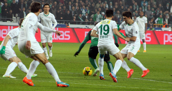 Torku Konyaspor'a 90+2 şoku