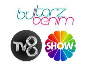 TV8 mi Show TV mi?Bu Tarz Benim'de kim birinci oldu