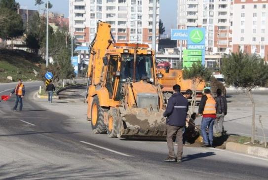 Karayollarından Cevre Temizliği Çalışmaları-Siirt Haberleri