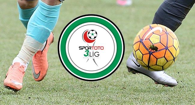 3.Lig play-off maçları ne zaman saat kaçta oynanacak?
