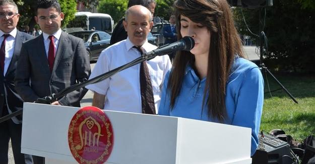Siirt'te Gaziler Günü Törenlerle Kutlandı