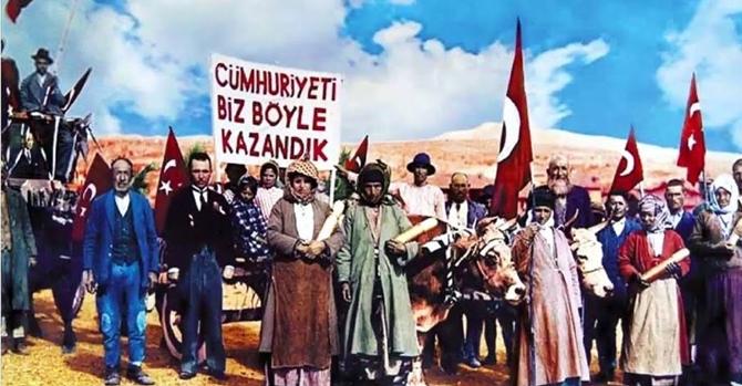 Siirt'te 29 Ekim Cumhuriyet Bayramı Kutlama Programı