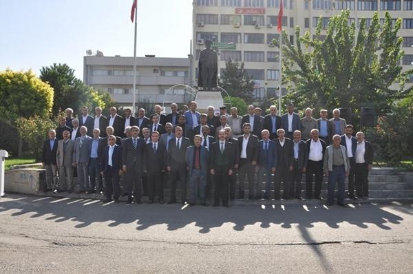 Siirt'te Muhtarlar Günü Kutlandı