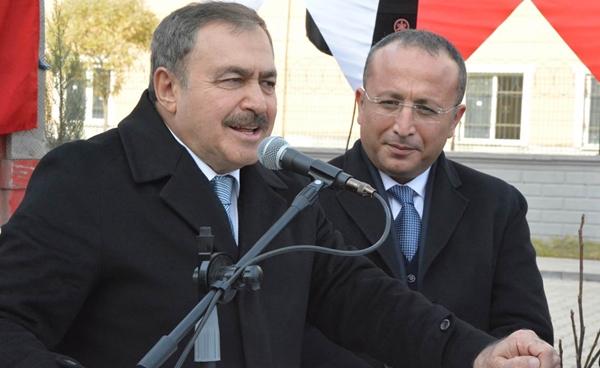 Orman ve Su İşleri Bakanımız Veysel Eroğlu, Siirt'te