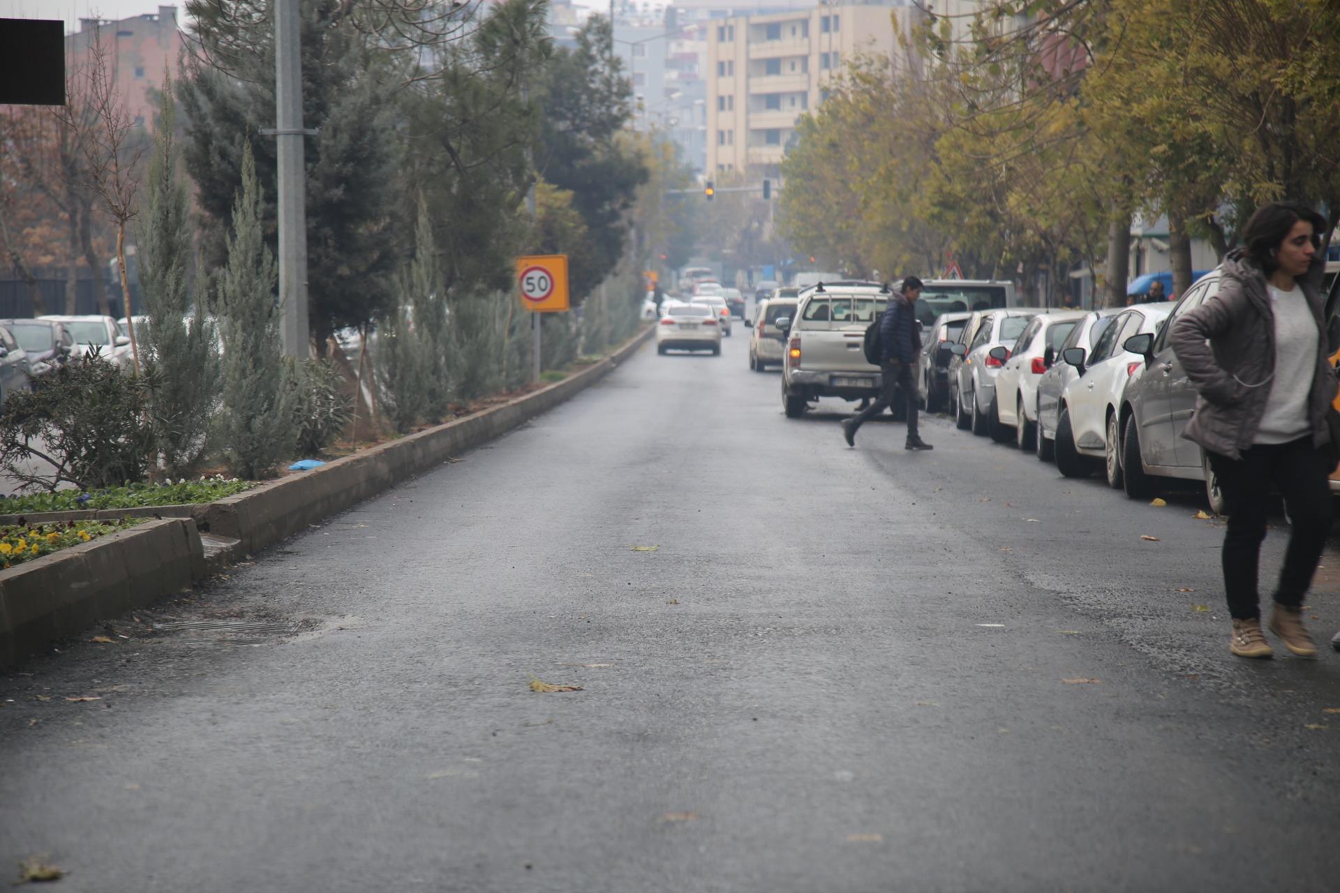 Siirt'te Alt Yapı Sonrası Bozulan Yollar Asfaltlandı