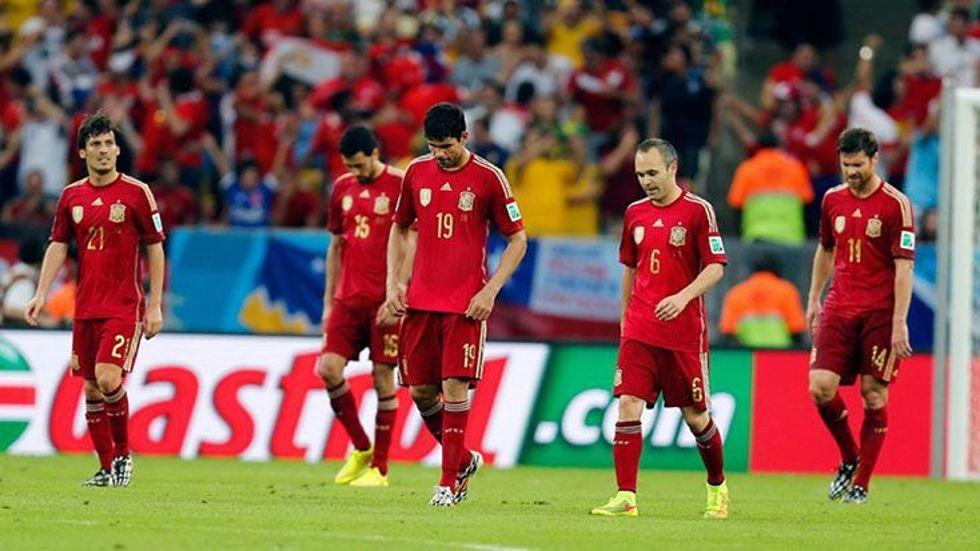 İspanya 2018 Dünya Kupasında Olacak Mı?