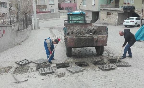 """""""SİSKİ, Şehir Yaşamını Olumsuz Etkileyen Durumları Ortadan Kaldırıyor"""""""