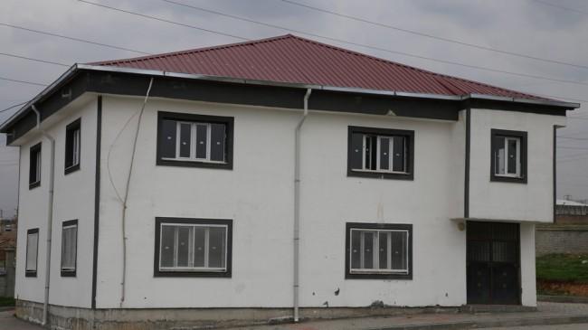 Siirt Belediyesi Taziye Evlerine Bakım