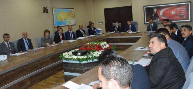 Çocuk Koruma Koordinasyon Kurulu Toplantısı yapıldı