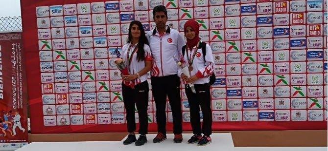 Siirt'li sporcular Dünya üçüncüsü oldu