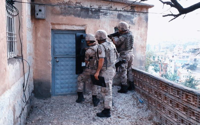 Siirt'te Jandarma'dan Huzur uygulaması