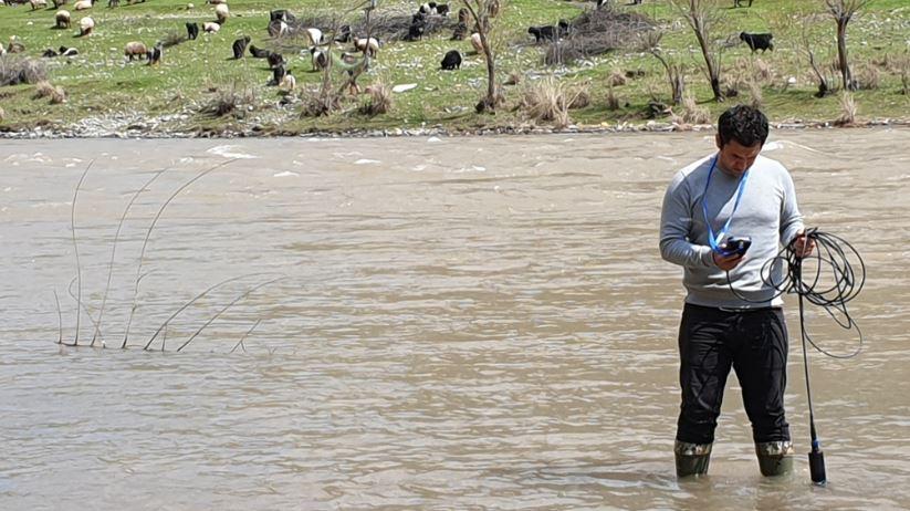 Siirt'te tarım sularının analizi yapılıyor