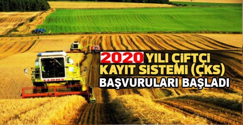Siirt'te Çiftçi Kayıt Sistemi Başvuruları Başladı