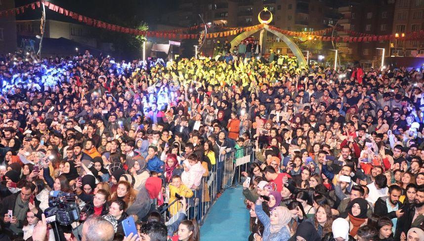 Anadolu kültür ve Sanat Meclisi Derneği'nden Siirt'e teşekkür