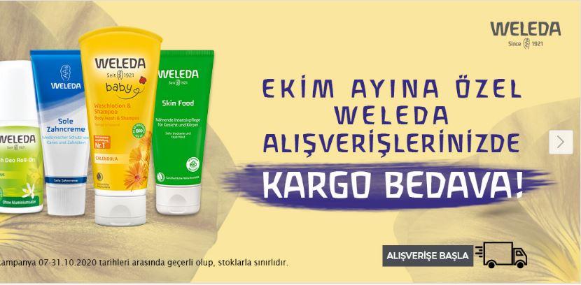 Weleda Skin Food Ayak Bakım Kremi