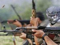 PKK'dan Şok Taciz Ateşi!Mehmetçikten Karşılık Gecikmedi...