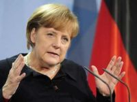 Almanya PKK'ya Silah Yardımında Bulunacak Mı?Şok Merkel Açıklaması