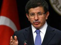 Başbakan Davutoğlu, adli yıl açılışına katılamayacak