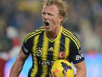 Fenerbahçe'de Kuyt'tan kötü haber!