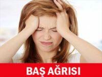Baş ağrısına ne iyi gelir, baş ağrısı nasıl geçer? Baş Ağrısı Neden Olur?