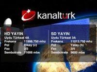 Yeni Habertürk ve Kanaltürk'ün Frekans Türksat 4A 2014 Yeni Frekansı Ayarları