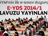 E-YDS 2014 Sınavı 20 Eylül Cumartesi Yapılıyor!