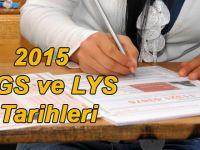 2015 YGS Sınav Tarihi Belli Oldu