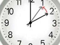 Saatler ne zaman geri alınacak ?