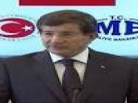Başbakan Davutoğlu: 'Kamu taşıtları ve lojmanlar...'
