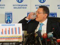 Ankara'nın suyuna Sağlık Bakanlığı el koydu