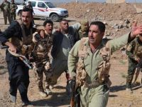 Kürtler IŞİD'den Rabia'yı geri aldı