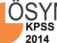 2014 KPSS Ortaöğretim Önlisans Sınav Sonuçları Öğren(ÖSYM Sınav Sonuçlarını Ne Zaman Açıklayacak?ı)