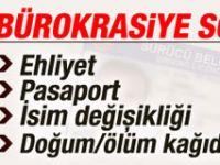 Defin Kağıdı Soyadı Ehliyet ve Pasaport'ta önemli değişiklik