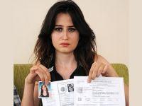 Saç Rengi Yüzünden KPSS'ye Alınmayan Pelin Derya Çetinkaya dava açtı...