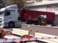 Ankara'da hastanede büyük patlama