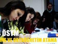 2014 KPSS Önlisans ve Ortaöğretim Atamaları ne zaman yapılacak?